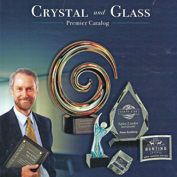 Crystal and Glass Premier Catalog